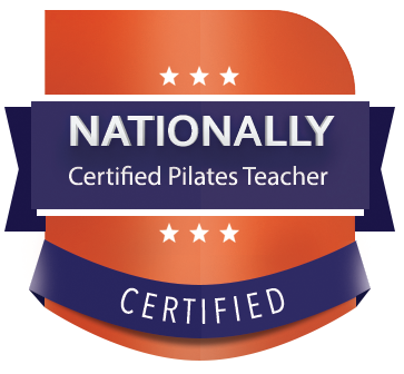 NCPT Pilates Certification Badge